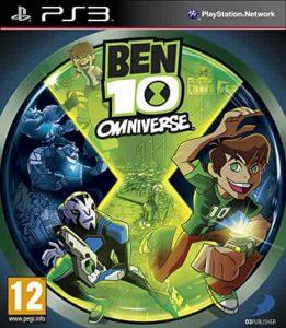 Ben 10: Omniverse ROM
