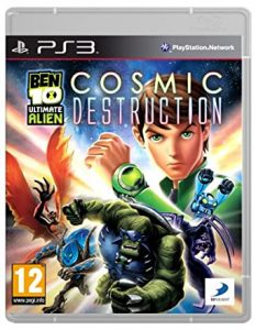 Ben 10 Ultimate Alien Cosmic Destruction ROM