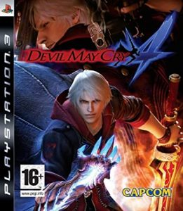 Devil May Cry 4 ROM