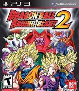 Dragon Ball: Raging Blast 2 ROM