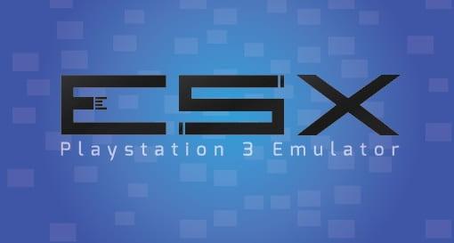 ESX PlayStation 3 Emulator
