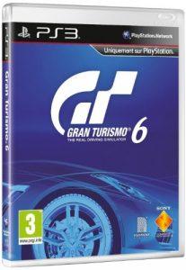Gran Turismo 6 para RPCS3