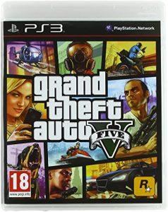 Grand Theft Auto V (GTA5) ROM