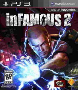 Infamous 2 rom
