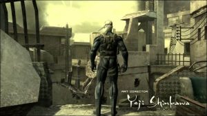 Metal Gear Solid 4 ROM ISO
