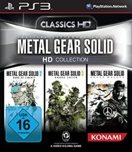 Metal Gear Solid HD Collection ROM