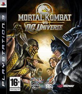 Mortal Kombat vs DC Universe ROM