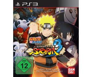 Naruto shippuden ultimate ninja storm 3 ROM