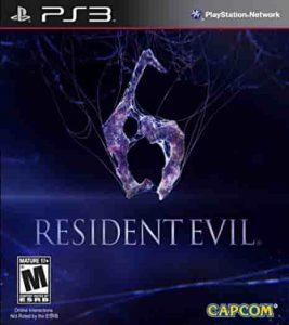 Resident Evil 6 ROM