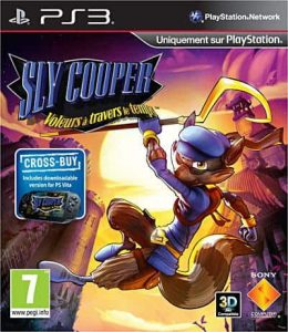 Sly Cooper: Thieves In Time ROM