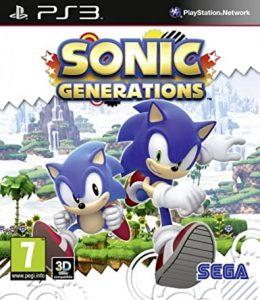 Sonic Generations rom