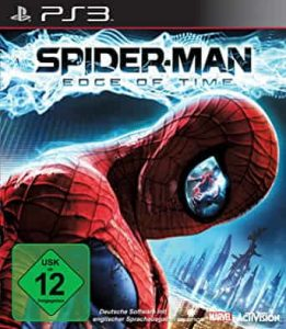 Spider-Man: The Edge of Time ROM
