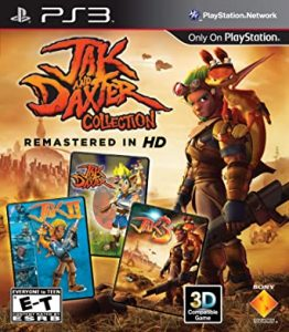 The Jak and Daxter Collection ROM