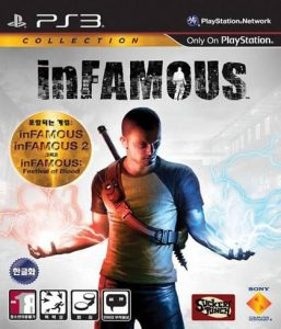 infamous collection ROM