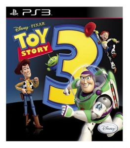 Toy Story 3 The videogame ROM