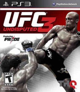 UFC Undisputed 3 ROM