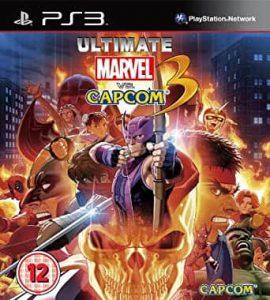 Ultimate Marvel vs Capcom 3 ROM