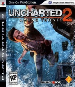Uncharted 2 Among Thieves ROM