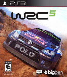 WRC 5 ROM