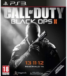 Call of Duty Black Ops 2 ROM