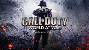Call of Duty World at War ROM rpcs3