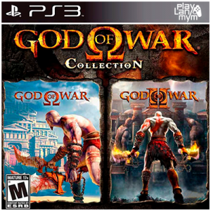 God of War Collection ROM
