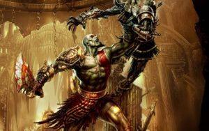God of War 3 ROM ISO
