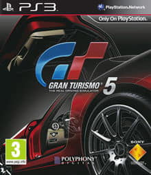 Gran Turismo 5 ROM