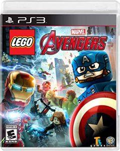 Lego Marvel's Avengers ROM