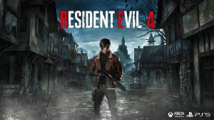 Resident Evil 4 ROM ISO
