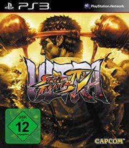 Ultra Street Fighter IV ROM