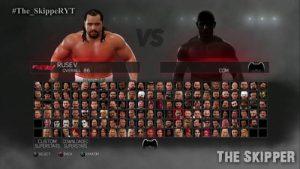WWE 2K17 ROM ISO